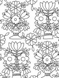 Image result for Folk Art Sun Coloring Page