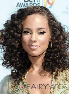 View yourself with Alicia Keys hairstyles and hair colors. View styling steps and see which Alicia Keys hairstyles suit you best. Casual Hairstyles, Celebrity Hairstyles, Wig Hairstyles, Famous Hairstyles, Celebrity Wigs, Pretty Hairstyles, Medium Hair Styles, Curly Hair Styles, Natural Hair Styles