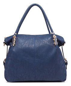 Look at this #zulilyfind! Blue Sarah Shoulder Bag #zulilyfinds now 80% off!  I don't expect these awesome deals to last!  Lots of styles and colors to choose from today! (1/27)