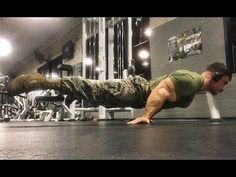 SUPER SOLDIER - Fit & Strong   Muscle Madness - YouTube