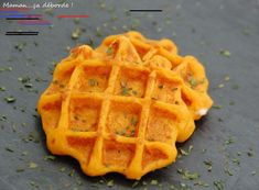 Carrot puree waffle – Mom … it's overflowing Pie Co, Pumpkin Spice Cupcakes, Kitchen Recipes, Food Items, Cooking Time, Batch Cooking, Kids Meals, Crockpot Recipes, Healthy Snacks
