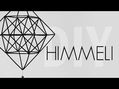 DIY - Star [Himmeli Geometric Sculpture] || Christmas - YouTube