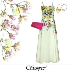 #shoponline #fashion #dress #elegantclothing #outfit #fashion #springfashion #wedding #print #maxidress #light #elegant #elegance #floral