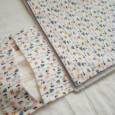 Měkká přebalovací podložka s úl. prostorem - kytky Quilts, Baby, Quilt Sets, Baby Humor, Log Cabin Quilts, Infant, Babies, Quilting, Babys