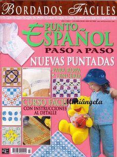 Revista de Bordado Espanhol - Mariangela Maciel - Веб-альбомы Picasa