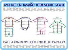 Ropa Para Bebe- Kit De Moldes Y Patrones - $ 39,99 en MercadoLibre Words, Baby, Bandanas, Minis, Google, Kit, Baby Dresses, Kids Fashion, Hand Crafts