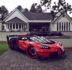 The most effective luxurious automobiles Los mejores coches de lujo Exotic Sports Cars, Cool Sports Cars, Super Sport Cars, Cool Cars, Bugatti Cars, Lamborghini Cars, Bugatti Veyron, Ferrari Car, Supercars