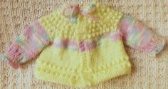 Five Hour Baby Sweater in Crystal Palace Yarns Mochi Plus. Discover more Patterns by Crystal Palace at LoveKnitting. The world's largest range of knitting supplies - we stock patterns, yarn, needles and books from all of your favorite brands. Baby Cardigan Knitting Pattern Free, Baby Sweater Patterns, Knit Baby Sweaters, Baby Hats Knitting, Knitted Baby Blankets, Baby Knitting Patterns, Baby Patterns, Free Knitting, Charity