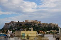 The land of Gods: Athens and Mykonos - Backpack Globetrotter Athens Acropolis, White Houses, Sandy Beaches, Mykonos, Greece, Dolores Park, Backpack, Travel, White Homes