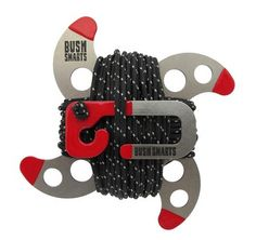 Bear Line Thrower Outfox those bears like a ninja with our Bear Star. Hanging your bear bag with our line thrower increases your accuracy and range without foraging for rocks or tying a knot. The Bear