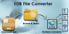 EDB to PST Converter tool search EDB file location and convert EDB file into PST file. This software recovers single and multiple EDB emails with attachment, contact, Notes, Task, Calendar, Journals and appointment etc. It provide massage filtering option which filter massage during conversion to recover emails of EDB file (from date- to- end date.)  Read More:- https://emailsmigrationtools.blogspot.in/2017/05/how-to-access-exchange-file-for.html