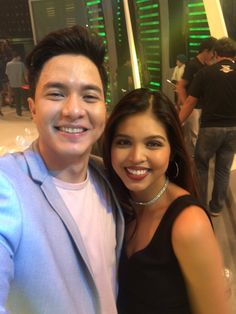 Alden and Maine celebrating their second anniversary as loveteam. #ALDUB ❤️