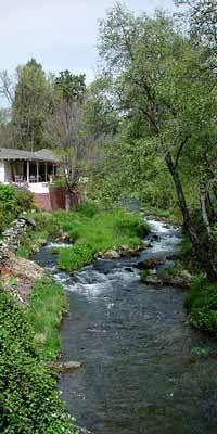 Calaveras County Angels Camp - A Gold Rush Town