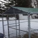 Diy 10 X 10 6 Truss Med Pitch Kit For Chain Link Kennel