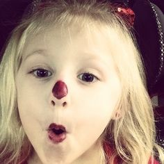 Clara is just adorable!