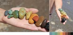 Цветотень - сочетания и значения цветов, влияние цвета на человека