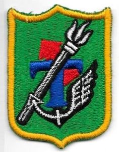 US Army Special Force Cambodia & Royal Khmer Army 150th Infantry Battalion Train