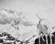 Original size Drawn with pencils ranging from to with kneadable eraser coming in handy for some highlights! Vellum Paper, Pencil Drawings, Moose Art, Deviantart, Fantasy, World, Bristol, Artwork, Fantasia