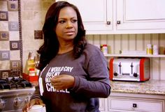 Kandi Burruss Talks About The Cancellation Of Her Tour And Phaedra And Apollo's Relationship!