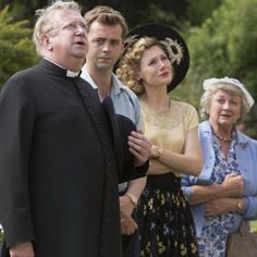 39 Best Lady Felicia - Father Brown images | Father, Tv