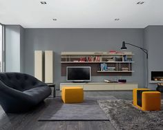 Living room in Chicago. By Chicagopainters