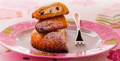 Ravioli dolci di ricotta e cioccolato ricetta