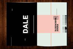 Revista Dale on Editorial Design Served