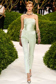 #Dior - #HauteCouture - 2013 Spring-Summer