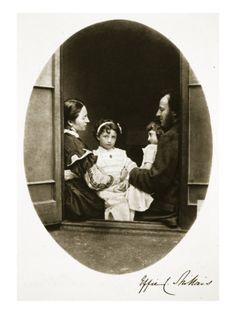 Thumbnail for version as of 22 December 2012 21 July, December, Lewis Carroll, Vintage Photos, 19th Century, 21st, France, French, December Daily