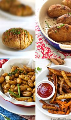 4 Potato Recipes