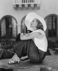 Joan Crawford c 1930s (I want her outfit..she and this outfit, absolute beauty.)