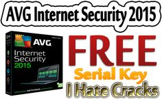 AVG Internet Security 2015 Key For 1 Year And Offline Installer (Huawei Promo)