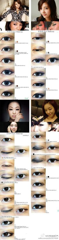 eye makeup tutorial #asian #monolid