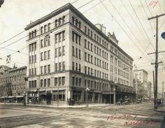 Hartman Hotel, circa 1900