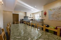 Kitchen & dining room in one of the Gower Cottages Gower Peninsula, Learn To Surf, Weekend Breaks, Paddle Boarding, Outdoor Activities, Cottages, Wales, Surfing, Kitchen Dining