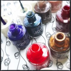 Joe Fresh nail polish
