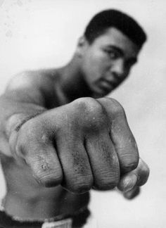 Ali came off as brash and arrogrant...but he paved the way for many black athletes.  He stood by his convictions and is still a champion today as he battles Parkinson's.