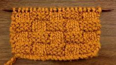 The Basketweave Stitch :: Knitting Stitch #61