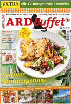 ARD Buffet Magazin 7/15 Leichter Sommergenuss