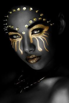21 ideas painting people photography eyes Informations About 21 ideas painting people photography eyes Pin You can easily Black Girl Art, Black Women Art, Art Girl, Art Women, African American Art, African Art, Fantasy Make Up, Dark Fantasy, Fantasy Art