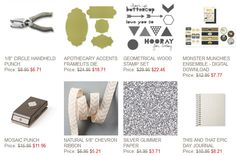 Stampin' Up! Weekly Deals and NEW Photopolymer Stamp Set For Christmas : KreatesKards