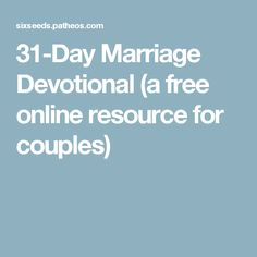 Marriage Devotional (a free online resource for couples) Marriage Thoughts, Marriage Goals, Marriage And Family, Happy Marriage, Couples Prayer, Couples Bible Study, Christian Couples, Christian Marriage, Life Horoscope