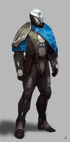 Trellian officer by Nemanja-S on DeviantArt
