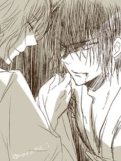 Akatsuki no Yona | Hak and Soo-won