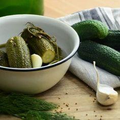 Pickles, Cucumber, Recipes, Cukor, Food, Cilantro, Essen, Meals, Eten