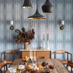 16 Beautiful Wallpapers from Readers | Design*Sponge