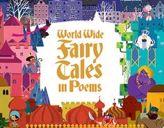 """Check out this @Behance project: """"World Wide Fairy Tales in Poems"""" https://www.behance.net/gallery/17114547/World-Wide-Fairy-Tales-in-Poems"""