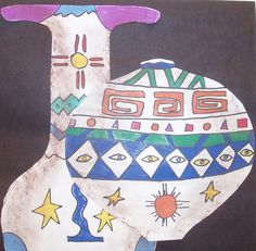 Native American pottery - 5th