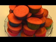 Betty's Flavorful Strawberry Cupcakes