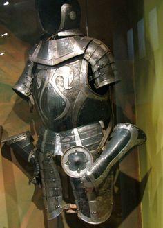 late 16th century Spanish armor